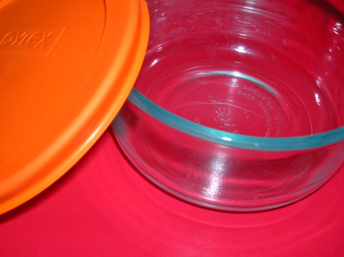 pyrex for post 2