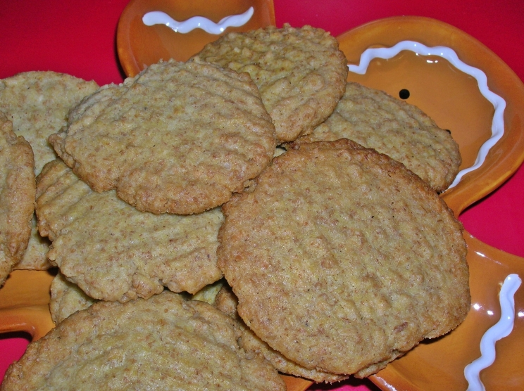 wheat germ cookies 2