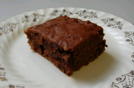 Best Zucchini Chocolate Cake