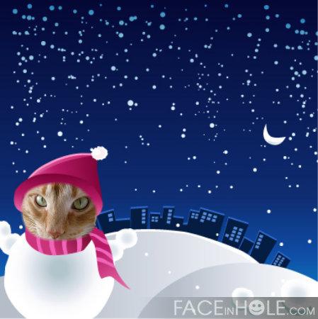 snowman cheddie