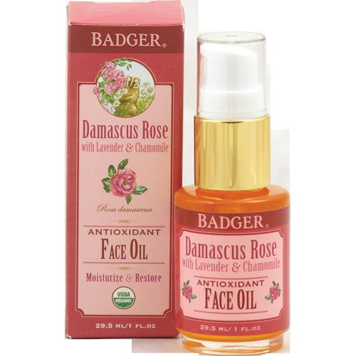 badger oil