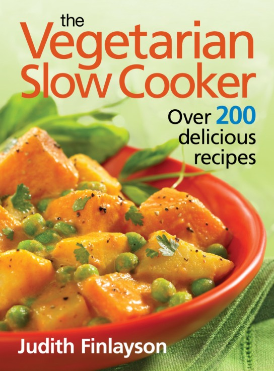 vegetarian-slow-cooker judith finlayson