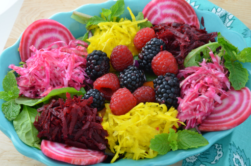 Summer Celebration Salad