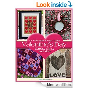 valentine's day craft book