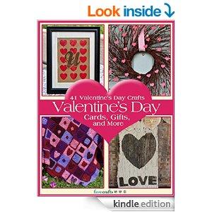 valentine's day craft book